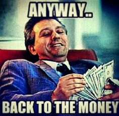 Anyway back to the money quotes&pics