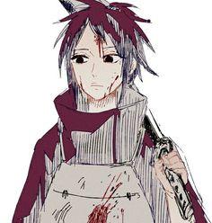 Izuna. Looks so innocent and cute.