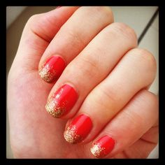 DIY Nail Ideas: Striped Nail Art And More Of Our Weekend Manicures (PHOTOS)