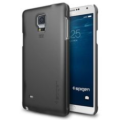 Spigen [Perfect-Fit] Galaxy Note 4 Case [$10.99]  More cases: http://www.androidauthority.com/best-samsung-galaxy-note-4-cases-539940/