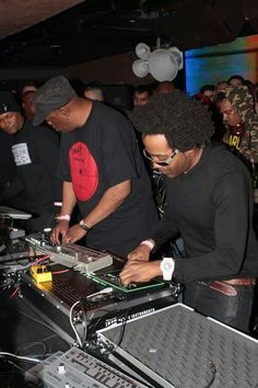Acid House legends Spanky and Pierre