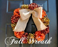 Hi everyone! Yesterday I shared a Christmas wreath project, but today I'm going backwards to show you a quick (and likely final) fall project. A couple of days ago, I had a chance to pop into Michael's and they had an 80% off section, which I, of course, immediately went over to. I saw that …