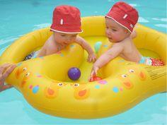Flotador doble para #gemelos #hermanos #mellizos 37 €