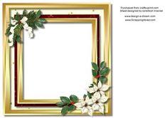 Incert white Christmas  on Craftsuprint - Add To Basket!