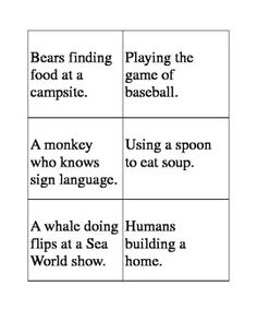 Inherited Traits, Learned Behaviors, and Instincts Game Science Inquiry, 4th Grade Science, Teaching Science, Life Science, Counseling Worksheets, Creative Teaching, Teaching Ideas, Animal Adaptations, School Projects