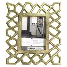 Threshold™ Metal Glacier Warm Gold - 4x6 @ target