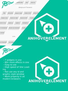 [YV] AniHoverElement in Adobe Muse. Plug-ins. $9.00