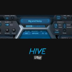 Hive was built with the goal of a ultra simple and fast synthesizer with perfect workflow. Audio