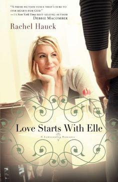 Love Starts with Elle (A Lowcountry Romance Book 2) by Rachel Hauck, http://smile.amazon.com/dp/B005IGW86U/ref=cm_sw_r_pi_dp_67Q8tb15SAAY4