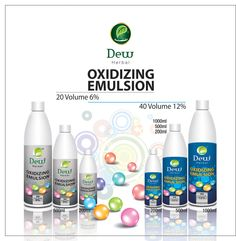 Dew oxidizing Emulsion!!