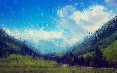 April Wallpaper by endosage.deviantart.com on @deviantART