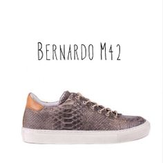 Enjoy summer with some cool Bernardo M42 sneakers  Shop now : http://bernardo-m42.com/main/shop-online-ss-14.html