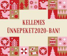 Kellemes ünnepeket 2020-ban!