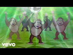 CantaJuego - El Baile del Gorila - YouTube