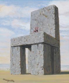 René Magritte, La Légende des Siècles (The Legend Of The Centuries)