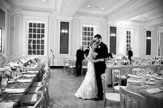 Photography: Gerber + Scarpelli Photography - gerberscarpelliweddings.com Floral Design: Artquest Ltd - artquestltd.com/  Read More: http://www.stylemepretty.com/midwest-weddings/2013/04/17/chicago-history-museum-wedding-from-gerber-scarpelli-photography/