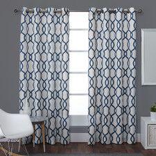 Kochi Curtain Panel (Set of 2)