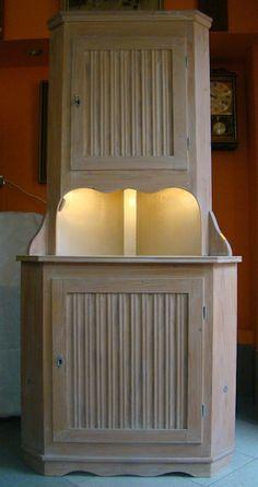 Narożnik z podświetleniem nie tylko do kuchni