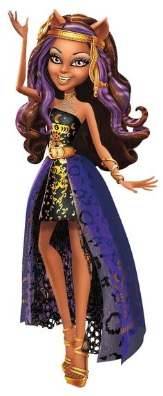 Clawdeen photo