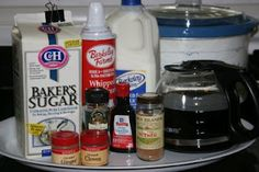 CrockPot Gingerbread Latte Recipe