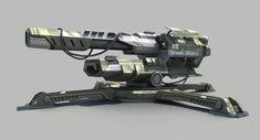 sci fi cannons - Поиск в Google