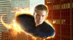Still of Chris Evans in Fantastic 4: Rise of the Silver Surfer (2007)