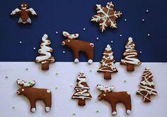 Švédské vánoční perníčky Pepparkakor