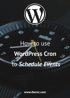 Learn how to use WordPress Cron to schedule events for your WordPress website. In this tutorial you will have code examples to see how to schedule sharing events. Click here to learn more.