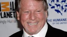 lefty actor Ryan O'Neal, happy birthday from famouslefties.com