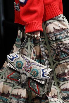 Défilé Gucci Automne-Hiver 2016-2017 167