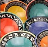 my favorite bowls (james guggina) Clay Plates, Plates And Bowls, Pottery Designs, Pottery Ideas, Hand Painted Ceramics, Painted Porcelain, Color Me Mine, Clay Bowl, Pottery Plates