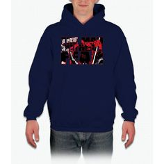 Daredevil: Man Without Fear Hoodie