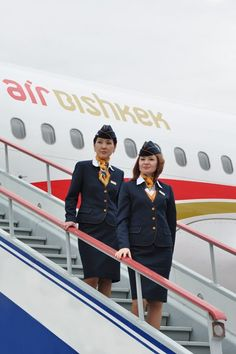 Air Bishkek - Kyrgyzstan Airline Fares, Airline Travel, Funny Commercials, Funny Ads, Tony Horton, Airline Uniforms, Intelligent Women, Air Tickets, Travel