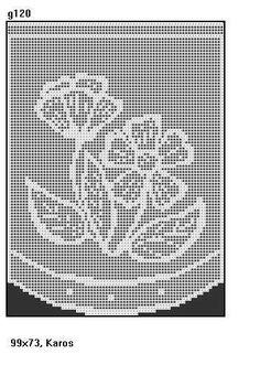 Crochet Curtains, Beaded Curtains, Crochet Doilies, Crochet Flowers, Crochet Lace, Fillet Crochet, Simple Cross Stitch, Needlework, Diy And Crafts