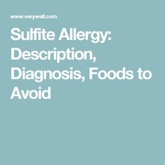 how to avoid developing food allergies