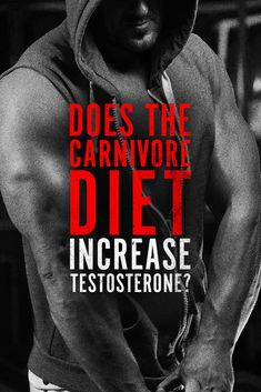 You lift weights and now you want to try the carnivore diet. Will that give you a testosterone boost? We shed some light on the subject in our article for Wild Lumens. Check out the link for the details. Matt Nails, Increase Testosterone, Testosterone Levels, Zero Carb Diet, No Carb Diets, Weight Lifting, Weight Loss, Food Portions, Easy Diets