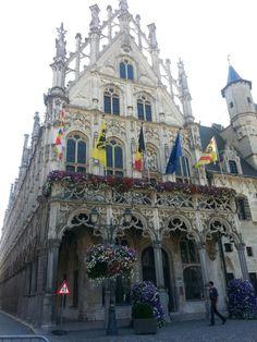 Municipio di Mechelen Belgio