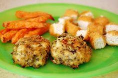 Dinner with Danielle: Adventures in Toddler Food: Veggie Bites