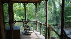 Edisto River Treehouse camping and wildlife refuge in South Carolina- canoe in, primitive camping in tree houses, canoe out.  For when the kids are OLDER.