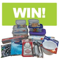 Win a Handy Kitchen Storage & Gadget Selection!