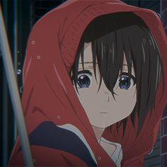 Nishimiya Yuzuru from Koe No Katachi (Seiyuu : Aoi Yuuki) Manga Anime, Sad Anime, Anime Boys, Anime Art, A Silent Voice Anime, Tamako Love Story, Anime Expressions, Estilo Anime, Cute Anime Pics
