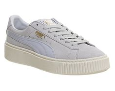 Rebel Mid, Sneakers Basses Femme, Blanc (White-Team Gold), 37.5 EUPuma