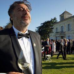 Vicente Jorge, especialista em vinhos brasileiro, virou Comendador de Vinhos de Bordeaux, na França (Foto: Divulgação)