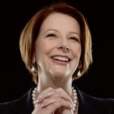 Prime Minister Julia Gillard ... No other prime minister in modern history has endured the hostility experienced by this one – even though she has been at the helm of an economy the envy of a moribund and besieged western world. Go Julia