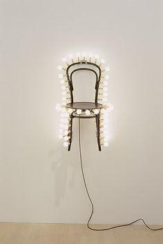 """Darren Lago, """"Electric Chair"""", 2003 on ArtStack #darren-lago #art"""