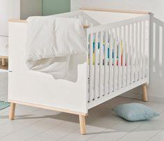 New PAIDI Kinderbett cm Ylvie Beim Kauf von Kinderm beln kommt es nicht nur auf das Design an sondern vor allem auf die Funktionalit t Sicherheit und