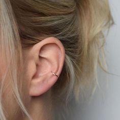 Ear Cuff - Silver Ear Cuff - Ear Wrap - Hammered Ear Cuff - Conch Cuff - Adjustable Ear Cuff - Fake Conch Ring - Delicate Ear Cuff - Best tattoo for women,Best tattoo for men,Best tattoo ever, Ear Peircings, Cute Ear Piercings, Ear Piercings Conch, Conch Piercing Jewelry, Tongue Piercings, Ear Piercing Places, Double Ear Piercings, Unique Ear Piercings, Types Of Ear Piercings