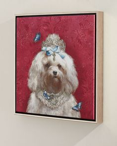 """King"" Giclee Canvas Art and Matching Items"