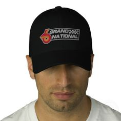 Buick Grand National Embroidered Hats