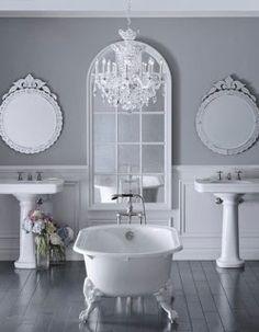 60 meilleures images du tableau baignoire sur pieds | Bathroom ...
